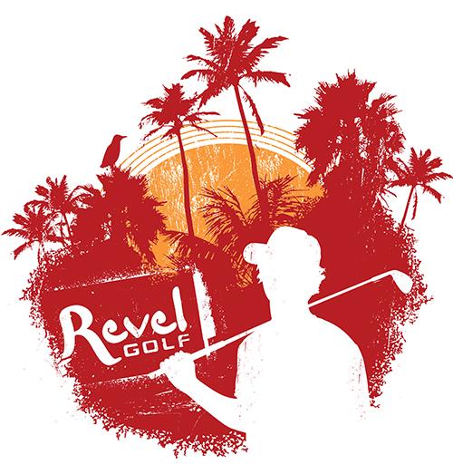 cali kid art Revel Golf